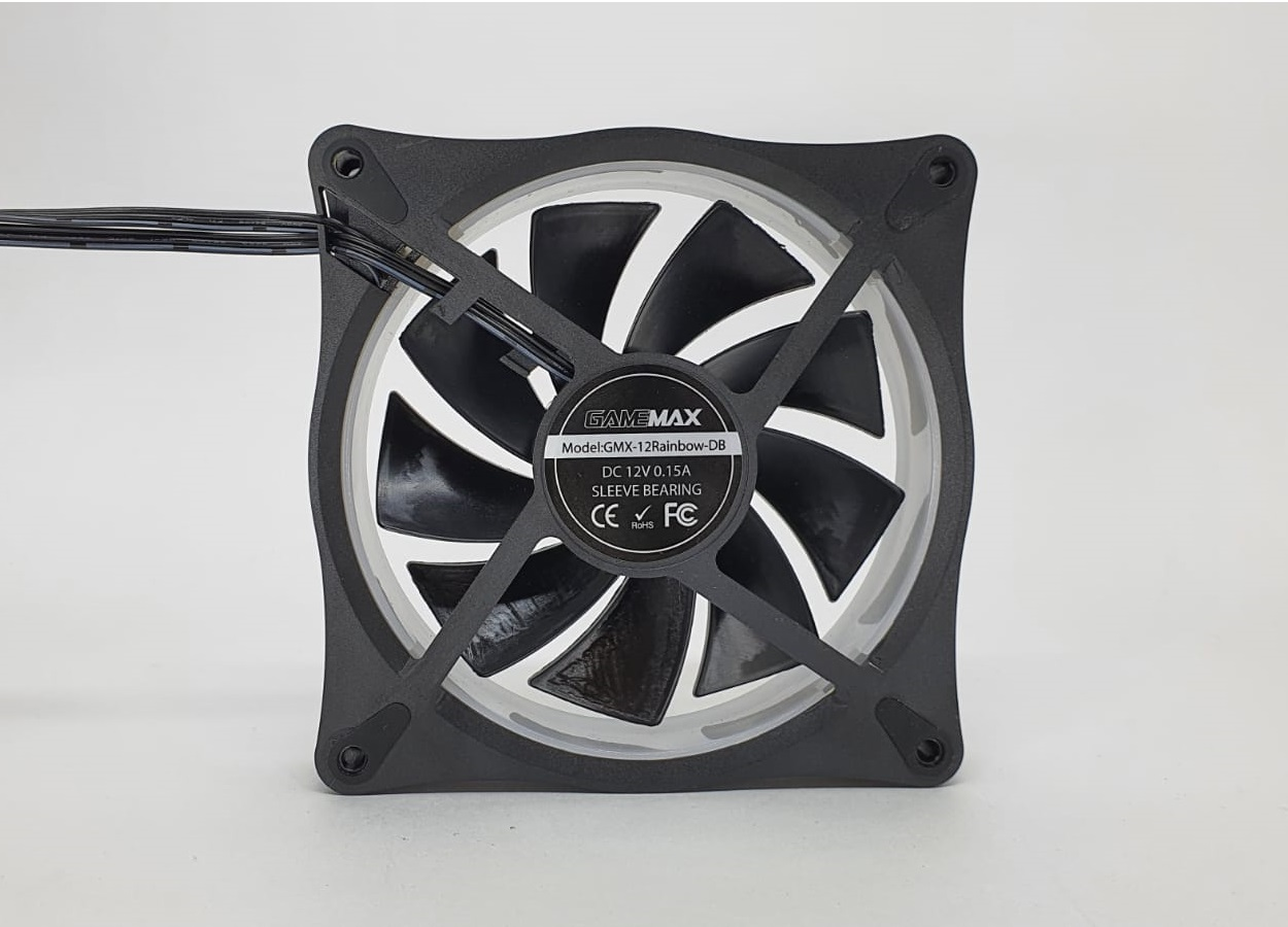 Fan GMX-12Rainbow-DB